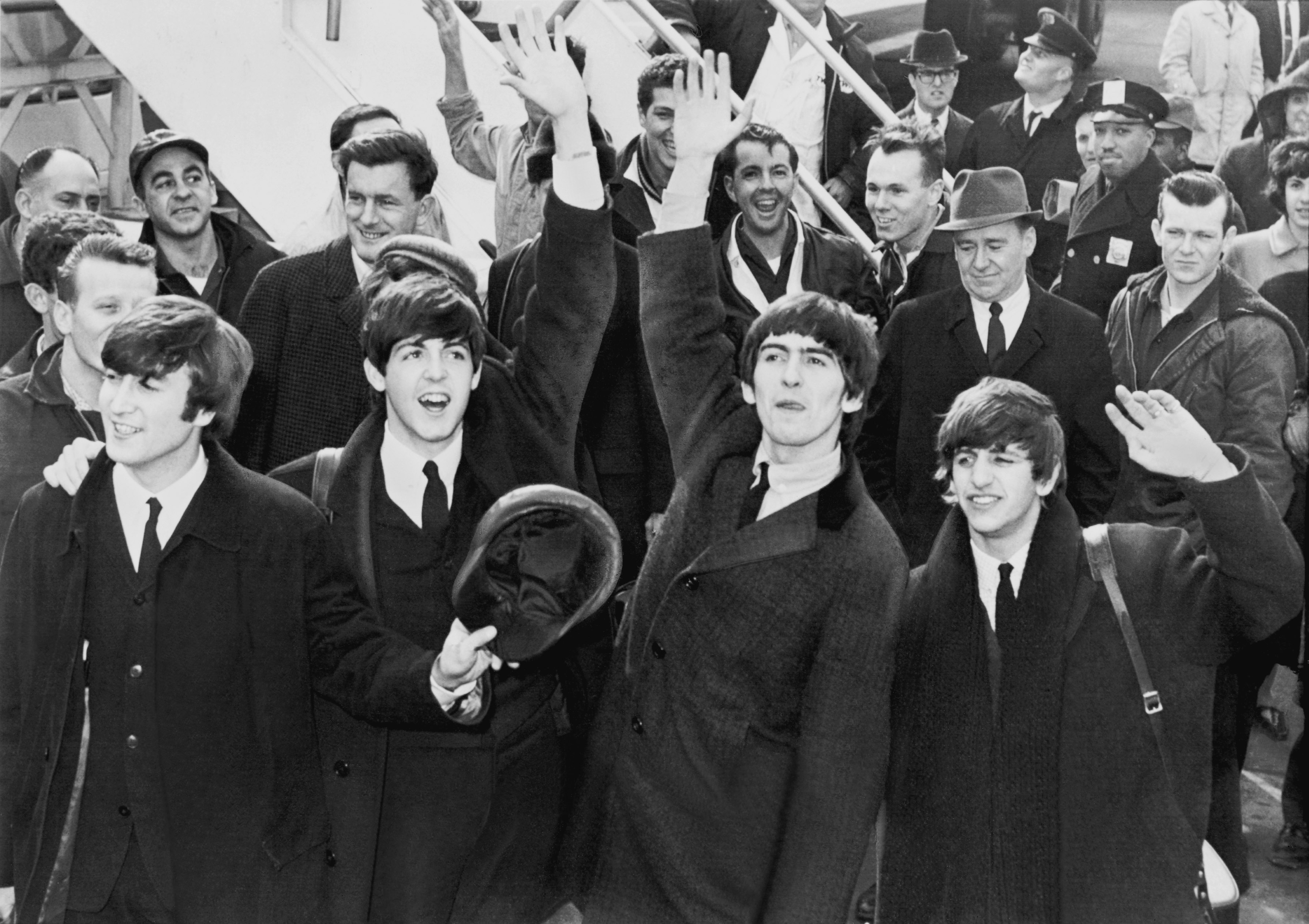 Fact: 1 in 4 Beatles is the Taxman